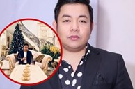 Sở hữu biệt thự dát vàng lấp lánh, ca sĩ 'Đập vỡ cây đàn' Quang Lê khiến nhiều người bất ngờ về sự giàu có