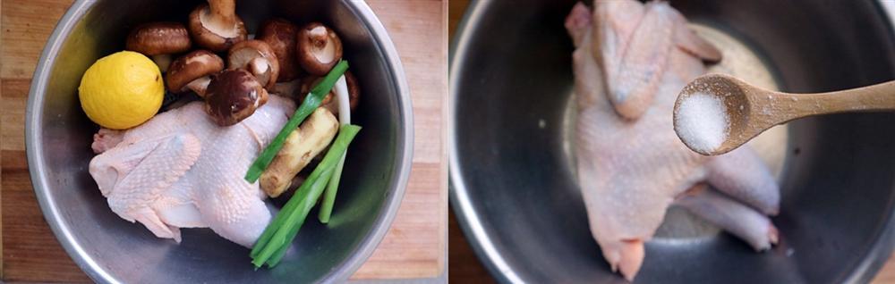 Nhà không có lò nướng mà tôi vẫn làm được món gà nướng cực đỉnh khiến cả nhà tròn mắt kinh ngạc-1