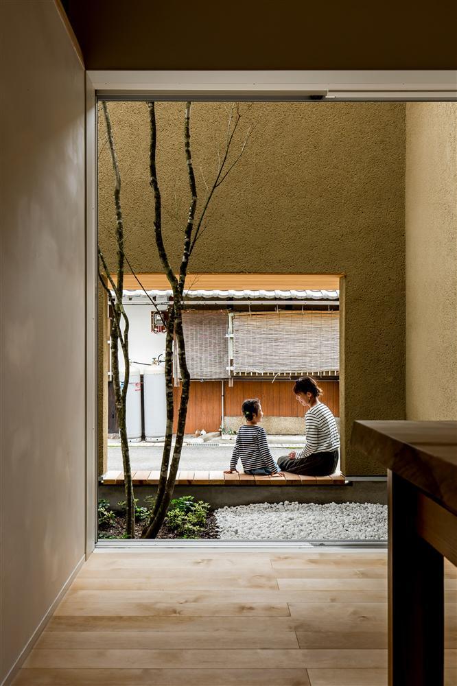 Ngôi nhà bình yên đến nao lòng với khoảng sân vườn thiết kế nghệ thuật đẹp như tranh vẽ ở Nhật-4
