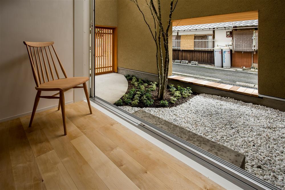 Ngôi nhà bình yên đến nao lòng với khoảng sân vườn thiết kế nghệ thuật đẹp như tranh vẽ ở Nhật-5