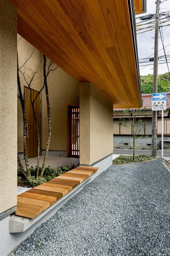 Ngôi nhà bình yên đến nao lòng với khoảng sân vườn thiết kế nghệ thuật đẹp như tranh vẽ ở Nhật-6