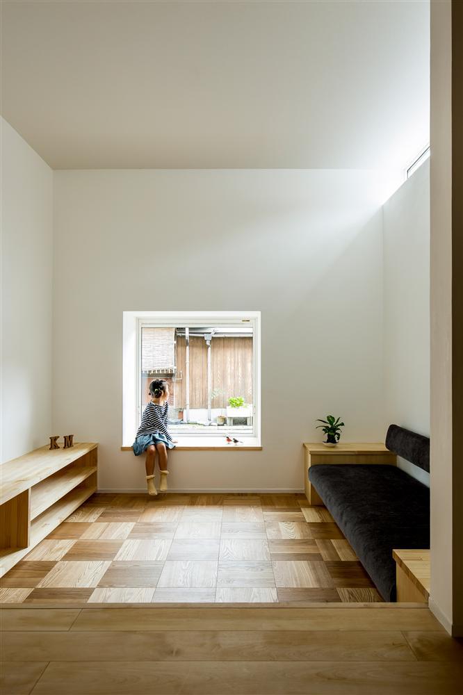 Ngôi nhà bình yên đến nao lòng với khoảng sân vườn thiết kế nghệ thuật đẹp như tranh vẽ ở Nhật-7
