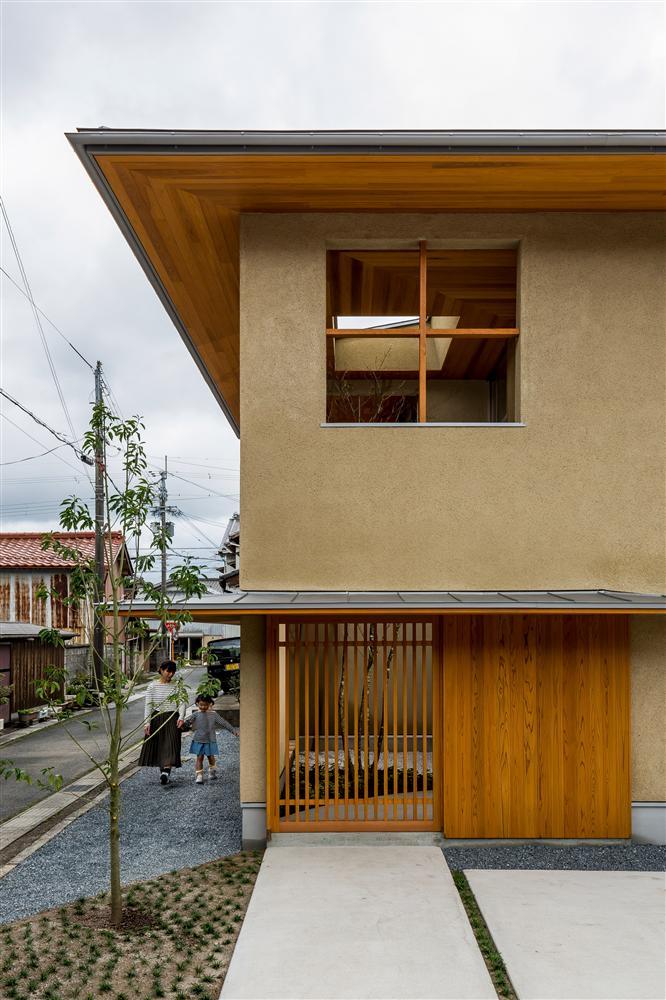 Ngôi nhà bình yên đến nao lòng với khoảng sân vườn thiết kế nghệ thuật đẹp như tranh vẽ ở Nhật-8