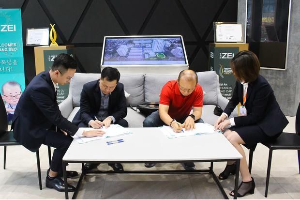HLV Park Hang-seo cùng vợ lần đầu mua nhà tại Việt Nam, vị trí ngay gần sân vận động Mỹ Đình-1