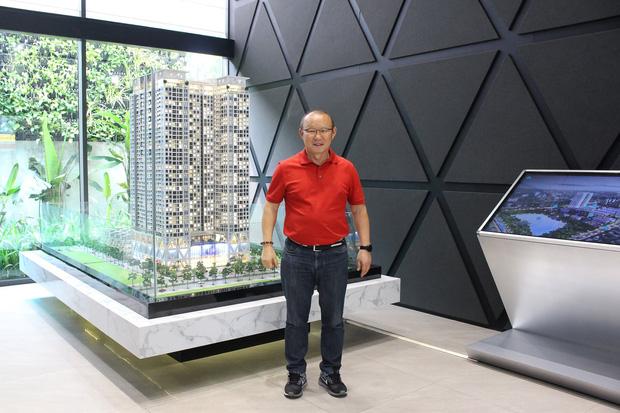 HLV Park Hang-seo cùng vợ lần đầu mua nhà tại Việt Nam, vị trí ngay gần sân vận động Mỹ Đình-2