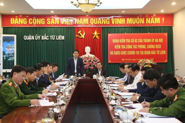 Chủ tịch Hà Nội: Dịch Covid-19 sẽ rất phức tạp trong 2 tuần tới-1