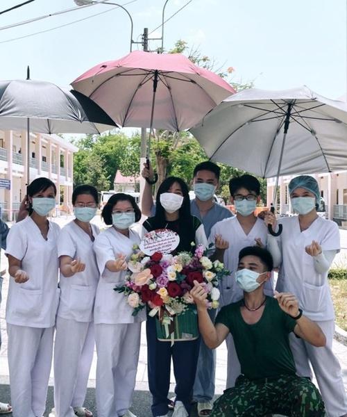 Châu Bùi quay lại bệnh viện dã chiến ở Củ Chi-1