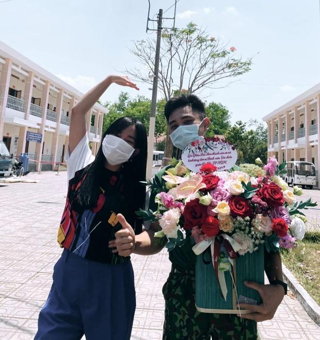 Châu Bùi quay lại bệnh viện dã chiến ở Củ Chi-2