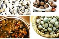 Mẹo giúp làm sạch cát bẩn trong ngao, sò, ốc giúp món ăn thêm hoàn hảo
