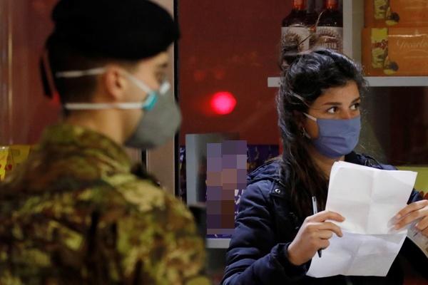 Italy có 3.957 ca nhiễm virus mới, 651 trường hợp tử vong-1