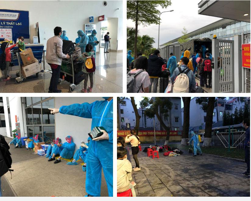 Hành trình về nước bão táp của nữ du học sinh: Những chuyến bay cuối cùng về Việt Nam và bát cháo hành của các chú bộ đội-7