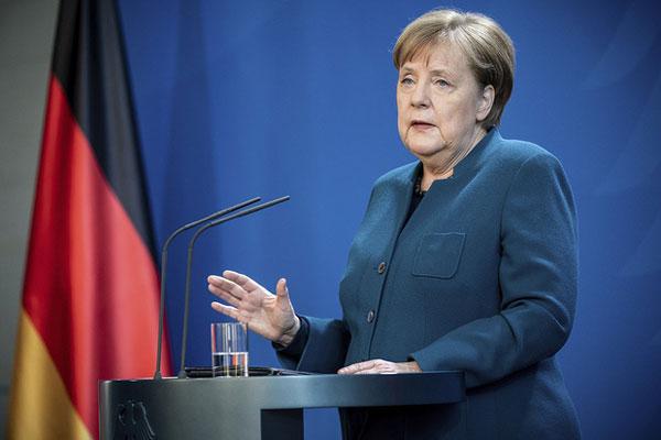 Thủ tướng Đức A. Merkel cách ly tại nhà, Thượng nghị sĩ đầu tiên của Mỹ mắc COVID-19-1