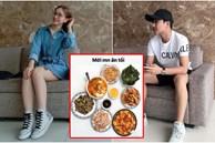 Yêu lại Quang Hải nhưng Nhật Lê vẫn khoe mâm cơm hồi ăn ở nhà Hưng Harry: Trùng hợp hay nhìn đĩa nhớ người xưa?