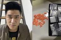 """Bắt """"hot boy"""" mua bán trái phép gần 200 viên thuốc lắc và 30 gam ma túy ketamine"""
