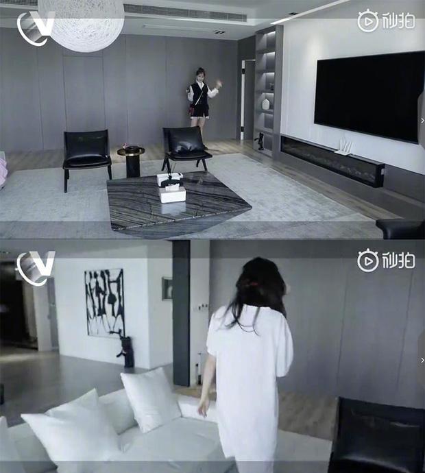 Hé lộ căn hộ Thượng Hải siêu sang của Thánh lố Ngu Thư Hân: Ngập tràn hàng hiệu, không khác gì trung tâm mua sắm-2