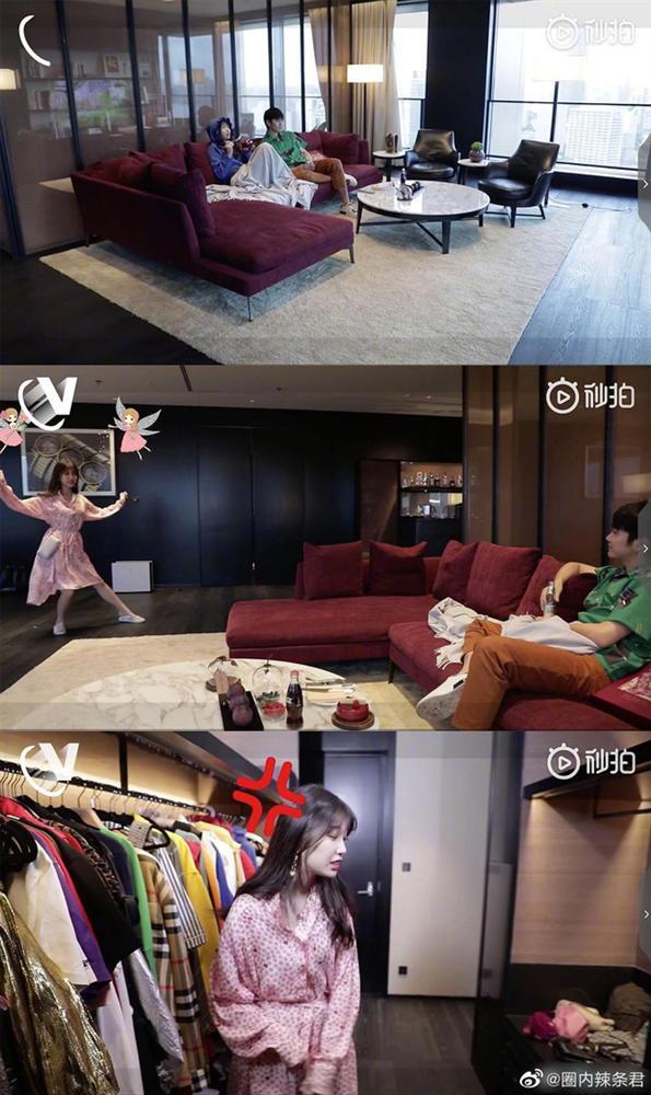 Hé lộ căn hộ Thượng Hải siêu sang của Thánh lố Ngu Thư Hân: Ngập tràn hàng hiệu, không khác gì trung tâm mua sắm-4