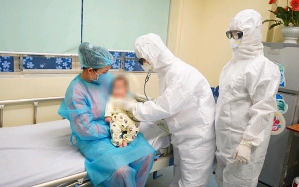 Mới: Bộ Y tế hướng dẫn dự phòng và xử trí COVID-19 ở phụ nữ mang thai, trẻ sơ sinh-2