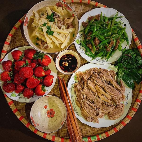 Thực đơn bữa cơm dễ làm, ngon đến miếng cuối cùng cho gia đình 4 người-3