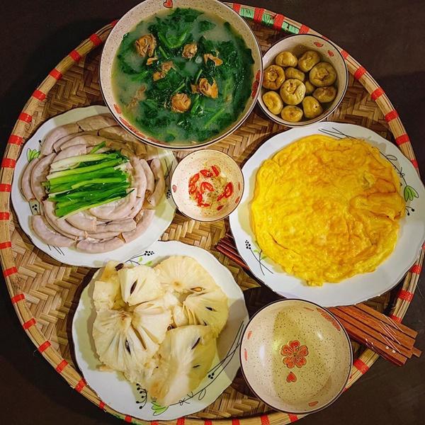 Thực đơn bữa cơm dễ làm, ngon đến miếng cuối cùng cho gia đình 4 người-5