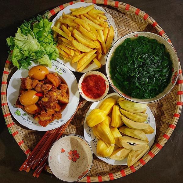 Thực đơn bữa cơm dễ làm, ngon đến miếng cuối cùng cho gia đình 4 người-6
