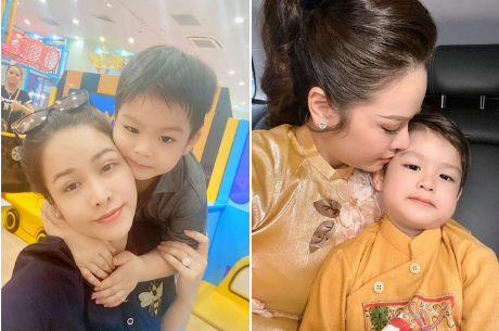 Nhật Kim Anh khóc khi thắng kiện chồng cũ, giành quyền nuôi con-1