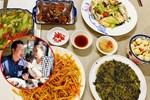 Gần 30 tuổi mới biết nấu ăn, mùa dịch Tóc Tiên ở nhà nâng cao tay nghề làm vợ đảm-24