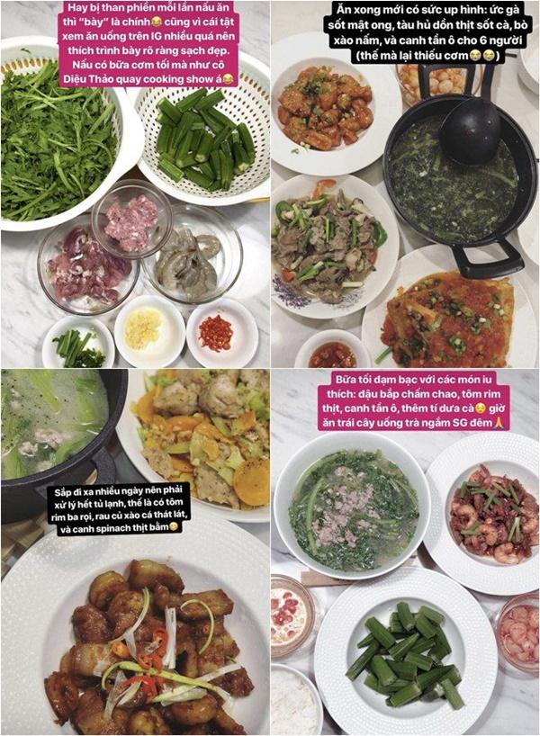 Gần 30 tuổi mới biết nấu ăn, mùa dịch Tóc Tiên ở nhà nâng cao tay nghề làm vợ đảm-6