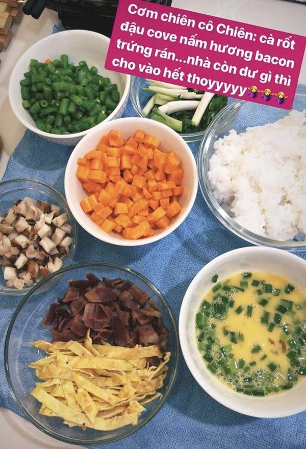 Gần 30 tuổi mới biết nấu ăn, mùa dịch Tóc Tiên ở nhà nâng cao tay nghề làm vợ đảm-15