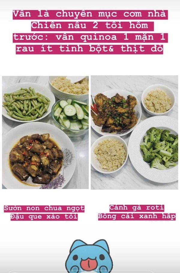 Gần 30 tuổi mới biết nấu ăn, mùa dịch Tóc Tiên ở nhà nâng cao tay nghề làm vợ đảm-21