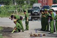 Thanh niên dùng roi điện tấn công nữ tài xế Grab rồi cướp xe trước căn biệt thự ở Sài Gòn