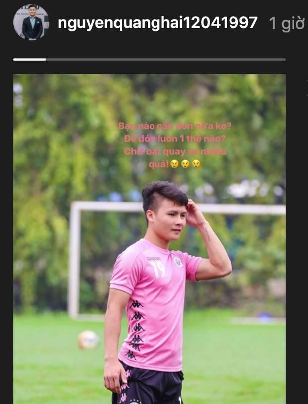 Hải, quay xe bỗng dưng hot trên mạng, tiền vệ Quang Hải của tuyển Việt Nam liên tục bị réo tên hài hước-4