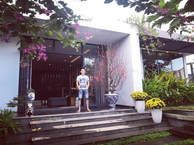 Chàng trai tự tay thiết kế nhà vườn vạn người mê cho gia đình 4 thế hệ-12