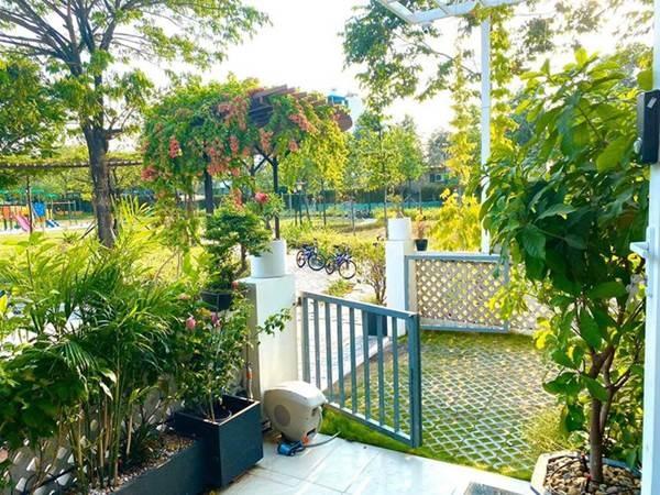 Phát sốt với vườn cây xanh mướt trong biệt thự sang trọng của Trịnh Kim Chi-4