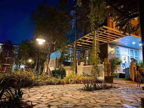 Phát sốt với vườn cây xanh mướt trong biệt thự sang trọng của Trịnh Kim Chi-11