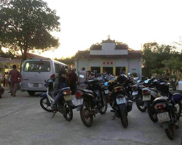 Án mạng kinh hoàng ở Bình Thuận, sư thầy và 1 phật tử đều tử vong-2