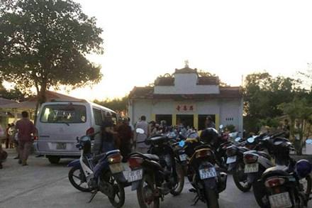 Án mạng kinh hoàng ở Bình Thuận, sư thầy và 1 phật tử đều tử vong