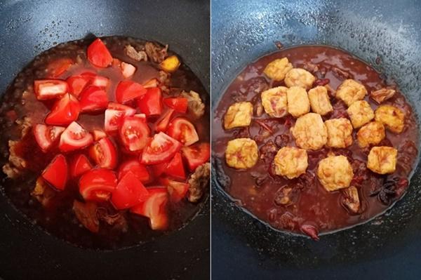 Lạ miệng món bò om cà chua thơm mềm, chồng con ăn hoài không chán-4