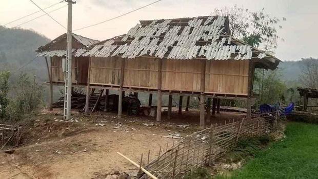 Mưa đá viên to bằng cái bát con làm thủng 500 mái nhà, mận rơi đầy gốc ở Mộc Châu-7