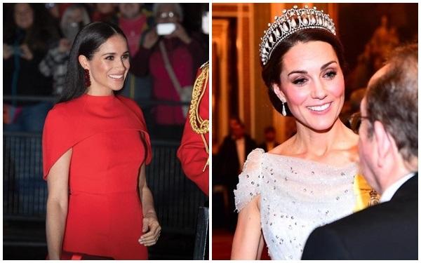 Vai trò khác biệt của hai nàng dâu hoàng gia giữa dịch Covid-19: Người trở thành trụ cột, người ở nhà đăng Instagram hàng ngày-2