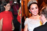 Vai trò khác biệt của hai nàng dâu hoàng gia giữa dịch Covid-19: Người trở thành 'trụ cột', người ở nhà đăng Instagram hàng ngày