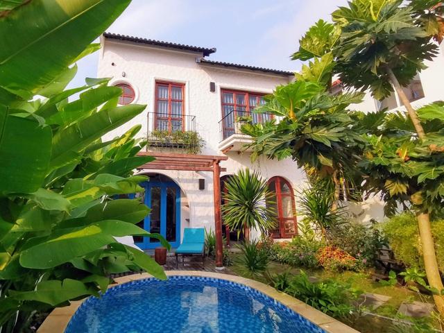 Chủ nhà ở Quảng Nam chi gần 2 tỷ lột xác nhà cấp 4 thành resort đẹp khó tin-1