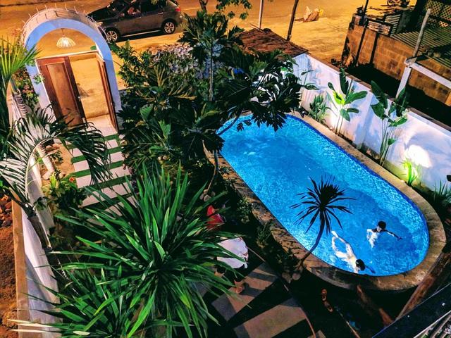 Chủ nhà ở Quảng Nam chi gần 2 tỷ lột xác nhà cấp 4 thành resort đẹp khó tin-2