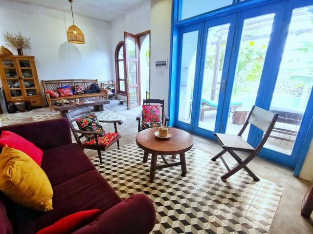 Chủ nhà ở Quảng Nam chi gần 2 tỷ lột xác nhà cấp 4 thành resort đẹp khó tin-9