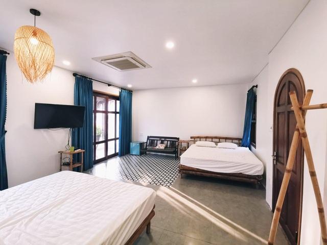 Chủ nhà ở Quảng Nam chi gần 2 tỷ lột xác nhà cấp 4 thành resort đẹp khó tin-10