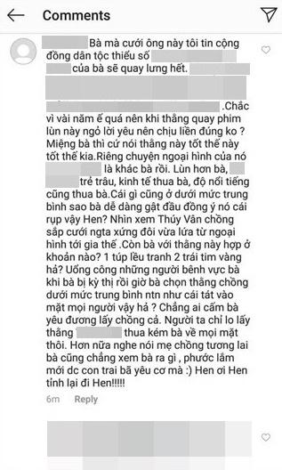 HHen Niê vừa tiết lộ kế hoạch kết hôn, bạn trai đã bị chê bai thậm tệ vì lý do này-2