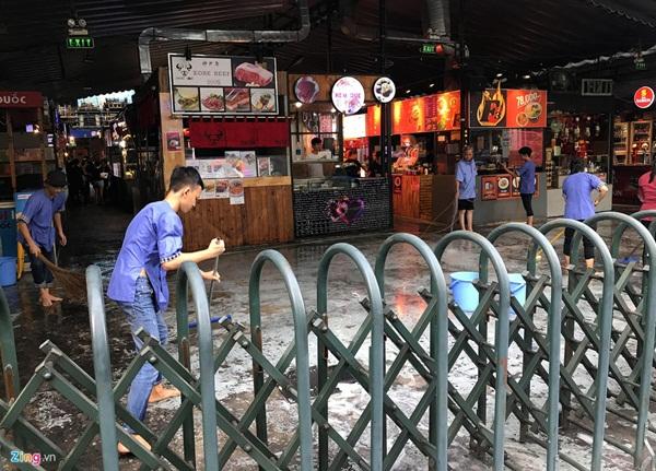 Hàng quán ở TP.HCM đồng loạt đóng cửa dù bất ngờ-7