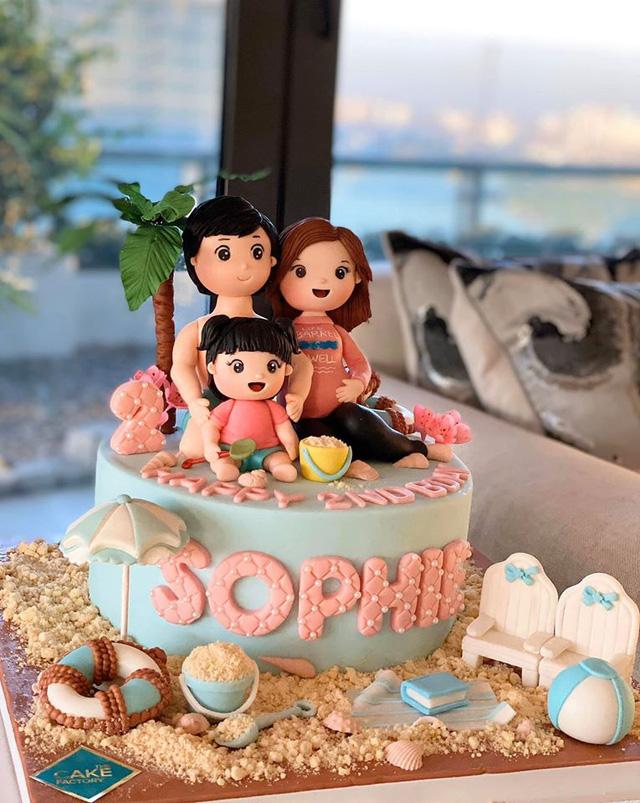 Cuộc sống êm đềm của Hoa hậu Đặng Thu Thảo bên chồng đại gia trước tin đồn mang thai lần 2-1