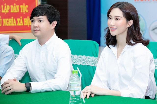 Cuộc sống êm đềm của Hoa hậu Đặng Thu Thảo bên chồng đại gia trước tin đồn mang thai lần 2-5