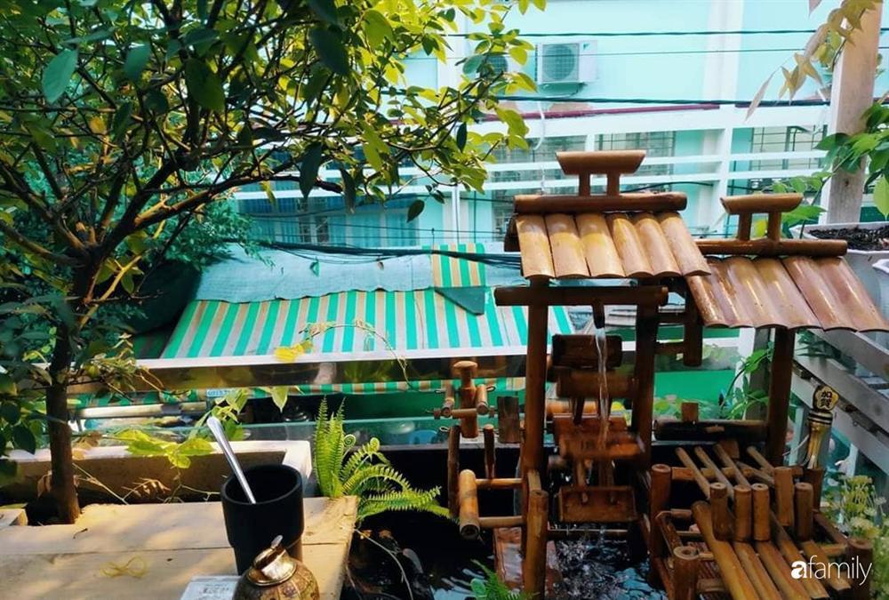 Ngôi nhà đẹp yên bình, lãng mạn nhờ người đàn ông đảm đang tự decor vườn và trồng đủ loại hồng ở Sài Gòn-14