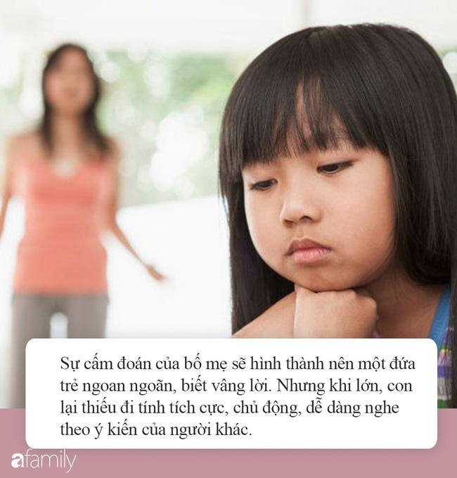 Cấm đoán làm 5 điều này đồng nghĩa với việc bố mẹ đang tự đóng sập cánh cửa của con trong tương lai-1